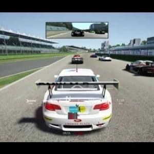 BMW M3 GT2: INSANE HEADSTART & SICK OVERTAKE