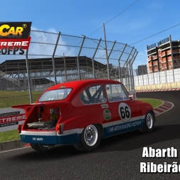 Abarth 1000 TCR @ Ribeirão Preto 2012 Driver's View - Stock Car Extreme 60FPS