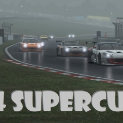 GT4 Supercup #10: Brands Hatch Endurance