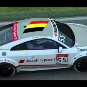 RACEROOM RACING EXPERIENCE I AUDI TT CUP I HOCKENHEIMRING