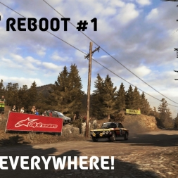 """DiRT Rally Reboot #1: Trees Everywhere!"" (1960s Open Championship - Greece Rally)"