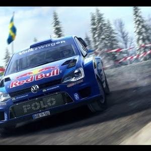 DIRT Rally | VSR Event | SS8 Lysvik | Balazs Toldi OnBoard