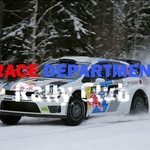 Race Department Dirt Rally Club - Winter Wonderland/New Cars  SS2
