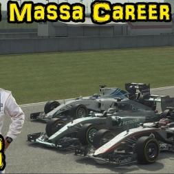 F1 2015 - Felipe Massa Career Mode - Ep 3: China
