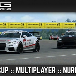 Race Room Experience :: AUDI TT Cup :: Multiplayer.