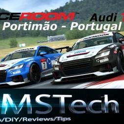 Raceroom @ Audi TT Cup @ Portimão @  HD 1080p 60Fps Multicam