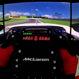 Iracing - McLaren MP4-30 @ Nurburgring