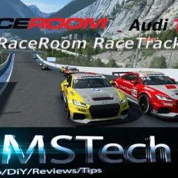 Raceroom Experience @ Audi TT Cup @ RaceRoom Racetrack 1080p 60Fps MultiView
