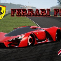 Assetto Corsa * Ferrari F80 concept * Mugello roll out