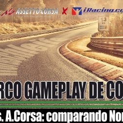 [TRC] EP112 - iRacing x Assetto Corsa em Nordschleife