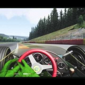 Assetto Corsa Lotus Type 49 Practice Run (1080p60fps)