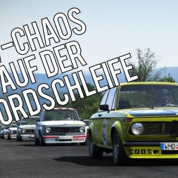 Project CARS | BMW-Chaos auf der Nordschleife