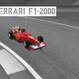 rFactor 2 - Ferrari F1-2000 @ Autódromo do Estoril - TV-Cam