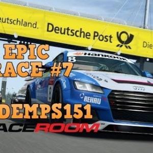 Raceroom Experience: Audi Sport TT Cup: EPIC RACE #7