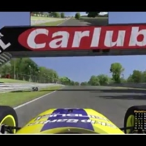 iRacing Skip Barber at Brands Hatch Indy