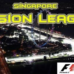 F1 2015 100% race Singapore