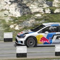 Italian Job | Volkswagen Polo R WRC | Targa Florio
