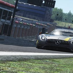 Assetto Corsa Dreampack #3 - Mercedes AMG GT3 on Brands Hatch