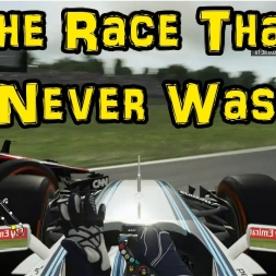 F1 2015 - The Race That Never Was