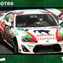 Assetto Corsa - Toyota GT86 - Tsukuba