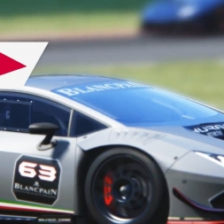 Assetto Corsa | Lamborghini Huracan Supertrofeo @ Vallelunga - Dream Pack 3