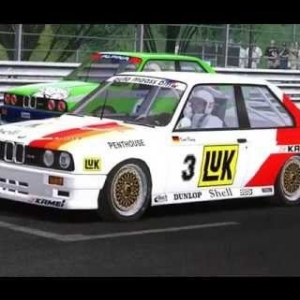 TCL Revival - DTM The Early Years