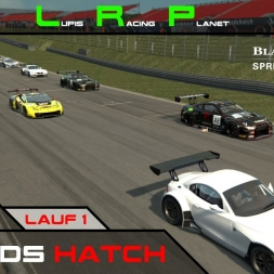 Blancpain Sprint Series by RSR | Lauf 1: Brands Hatch