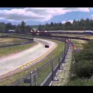 rFactor - Ferrari 250 GTO (HistorX) - Toban Raceway