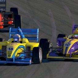 iRacing AOR Pro Mazda Championship Round 1: Laguna Seca