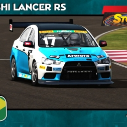 Stock Car Extreme - Lancer RS - Tarumã
