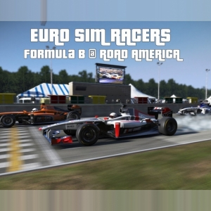 Euro Sim Racers Formula Series @ Road America Highlights