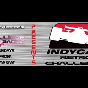 IRACING.COM I PITLANES.COM RETRO INDYCAR CHALLENGE I SUNDAY NIGHTS