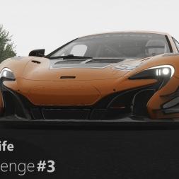 Assetto Corsa Nordschleife Challenge #3 - McLaren 650S GT3