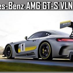 ★ Assetto Corsa - Mercedes-Benz AMG GT-S VLN ★