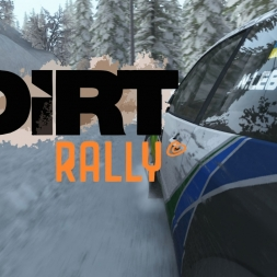 Dirt Rally -  Monte Carlo it's the BEST!
