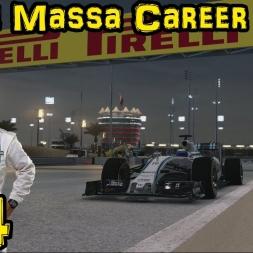 F1 2015 - Felipe Massa Career Mode - Ep 4: Bahrain