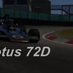 Assetto Corsa Lotus 72D @ Zandvoort