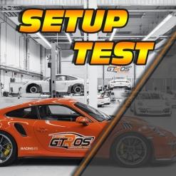 iRacing RUF Blancpain @ Laguna Seca | Setup Test | Season 1 - 2016