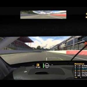 iRacing BSR Pro Vs Club Series - Kia Optima at Spa Francorchamps Race 2