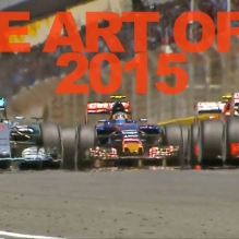 THE ART OF F1 2015 - Season Review