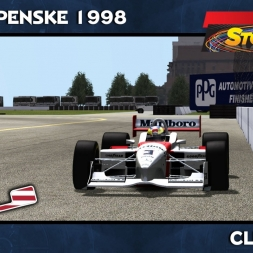 Stock Car Extreme - CART Extreme - Cleveland