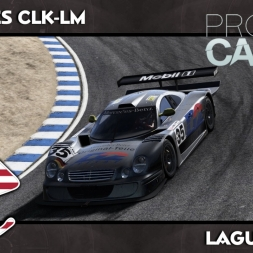 Project Cars - Mercedes CLK-LM