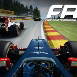 Formula RaceRoom 2 | Gameplay Preview