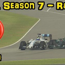 F1XL Season 7 Race Highlights - Round 8: China