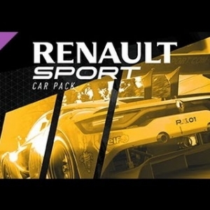 Project Cars Renault DLC & Radical RXC