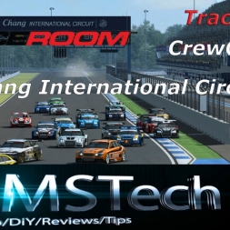 RaceRoom Racing Experience @ Chang International @ Silouete Series @ CrewChief 3 @ 1080P 60Fps