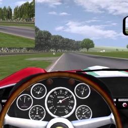 rFactor - Ferrari 250GTO (HistorX) - Goodwood