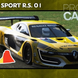 Project Cars - Renault Sport R.S. 01