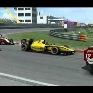 Formula RaceRoom 2 at Zandvoort