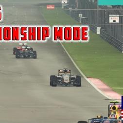 F1 2015 Championship Series - A STRATEGIC CONUNDRUM!
